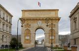 Arc de Triomphe, Montpellier, poster