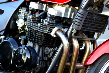 motor bike engine 2