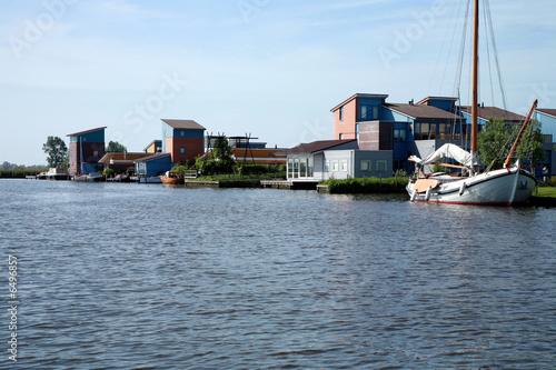 Modern architecture in Friesland - 6496857