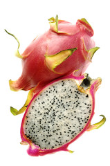 Pitahaya inside outside