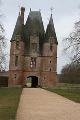 Le château de Carrouges (Basse-Normandie)