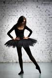 Fotoroleta ballerina
