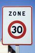 Code de la route : zone urbaine