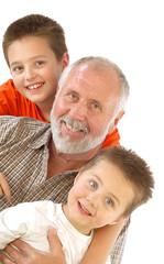 Multigenerational portrait