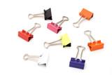 binder clips poster