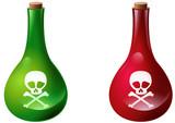 Fioles de poison poster