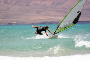 Windsurfcrash