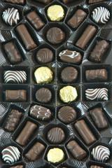 texture chocolates