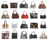 20 handbags poster