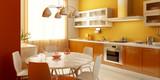 Fototapety modern kitchen interior