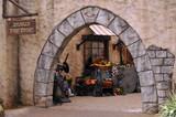 Entry to Jerusalem Street Market poster