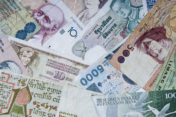 banconote dal mondo #2