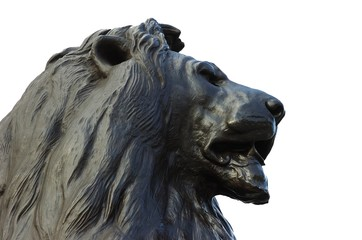 Statue of Lion's Head