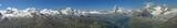 Fototapety Zermattpanorama 180°