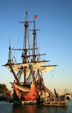 Altes Schiff - Batavia