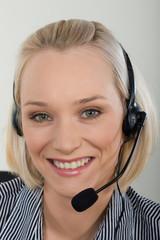 beautiful customer support  woman3
