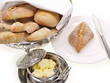 brot und butter frühstuck