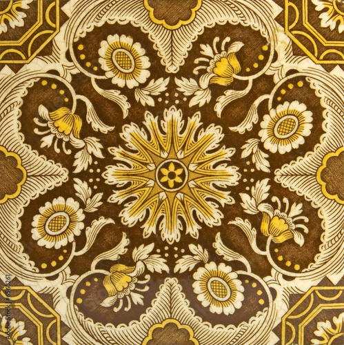 Antique Aesthetic Period Tile