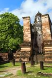 Sukhothai Buddha poster