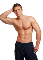 male training body