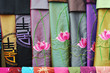 Quadro Vietnamese scarves