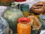 Ceramics pottery poster