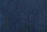 Denim textile background poster