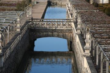 Pont du château de Villandry