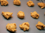 peanut butter cookie dough poster