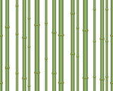 Fototapety Bamboo. Seamless vector in any direction.