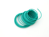 green wire poster