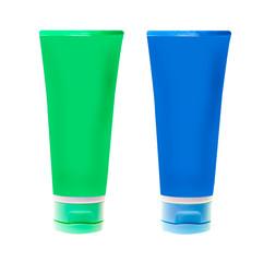nameless plastic bottles
