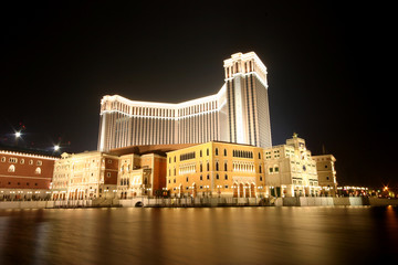Venetian Macau Night