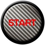 Carbon Fiber Start Button poster