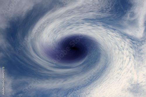 Blauer Sturm