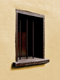 Old Jail Cell Window