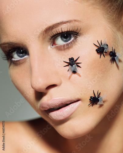 Легкий макияж в домашних условиях