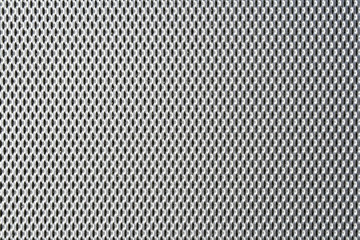 Shiny Metal Aluminium Mesh Grill Background