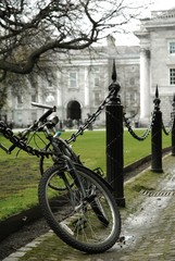 Dublin,Trinity College4, Parliament Square;
