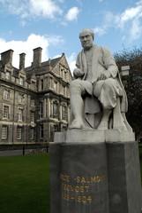 Dublin,Trinity College5, Parliament Sq,George Salmon Provost