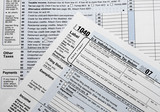Tax Return Forms poster