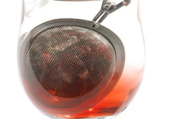 preparation tea