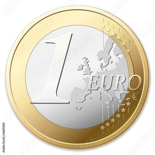 Fototapete Geld - Banknoten - Kreditkarte - Münzen - Poster - Aufkleber
