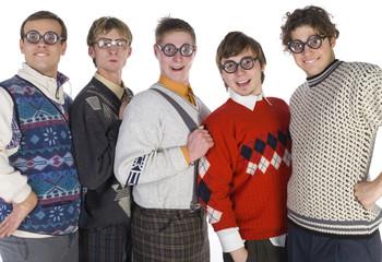 Funny nerds