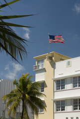 architecture hotel facade south beach miami florida