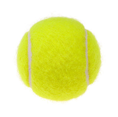 Tennis ball cutout