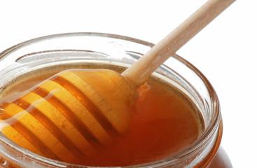 Honey and honeyspoon