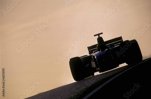 Abstract Motor Sport