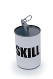 skill poster