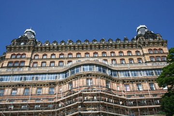 Grand hotel scarborough england